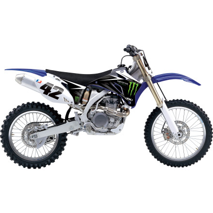 Factory Effex 2010 Monster Energy Graphics - Yamaha [obs]
