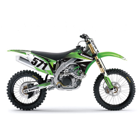 Factory Effex EVO 9 Graphics - Kawasaki