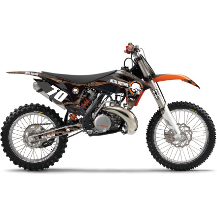 Factory Effex 2013 Metal Mulisha Graphics - KTM