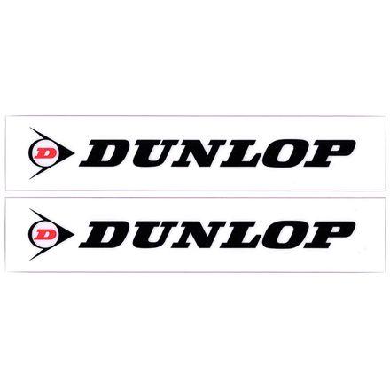Factory Effex 02-7065 Yellow Dunlop Universal Swing Arm Sticker