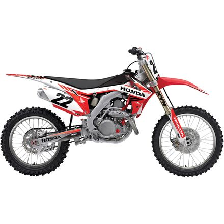Factory Effex EVO 14 Shroud Graphic Kit - Honda