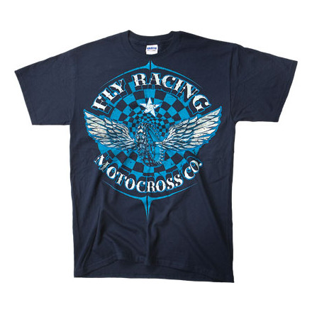 Fly Racing Flywheel T-Shirt [obs]