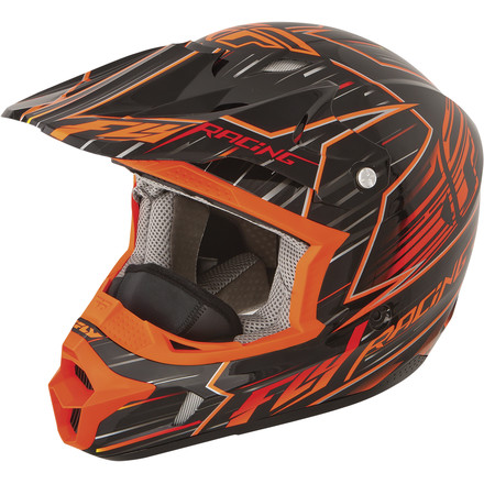 Fly 2016 Kinetic Pro Cold Weather Helmet - Speed