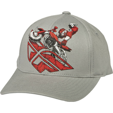 Fly Racing Youth Seat Grab Hat