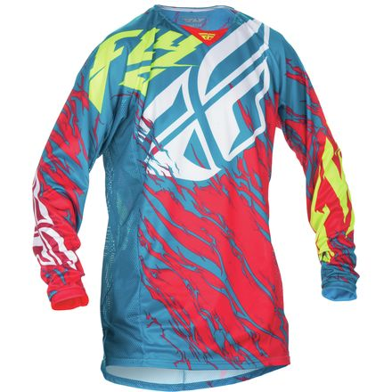 Fly Racing 2017 Youth Kinetic Jersey - Relapse