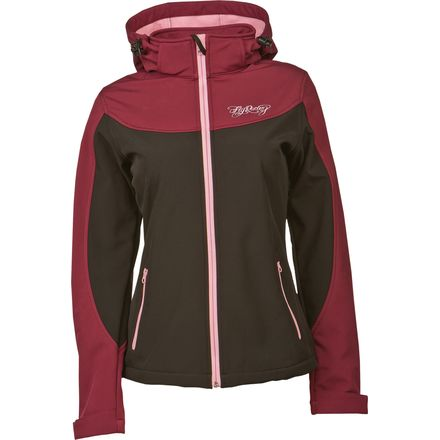 Fly Racing Women's Pinned And Needles Jacket