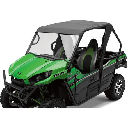 Genuine Kawasaki Accessories Full Windshield