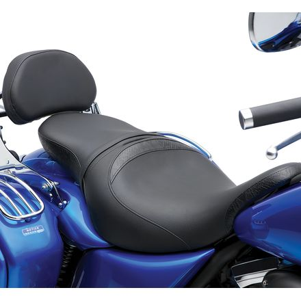 Genuine Kawasaki Accessories KQR Passenger Backrest