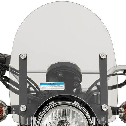 Genuine Yamaha Accessories SCR Adventure Quick Release Windshield