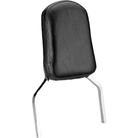 Honda Genuine Accessories Tall Chrome Backrest