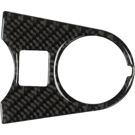 Honda Genuine Accessories Ignition Trim - Carbon Fiber