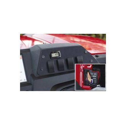 Honda Genuine Accessories Switch Plate/Volt Meter/Wire Harness