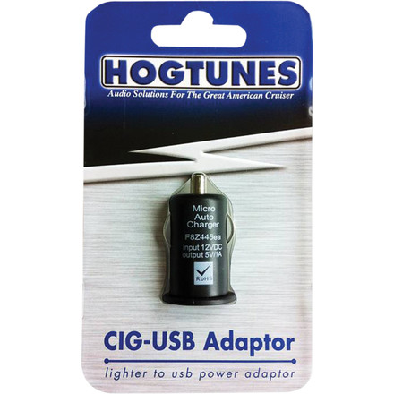 Hogtunes USB Adapter