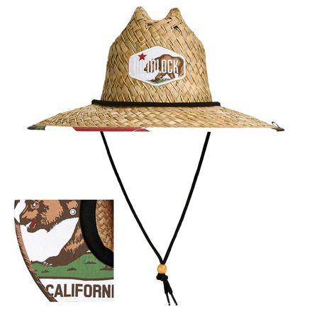Hemlock Hat Co. Straw Hat - Monarch  e892b96c582