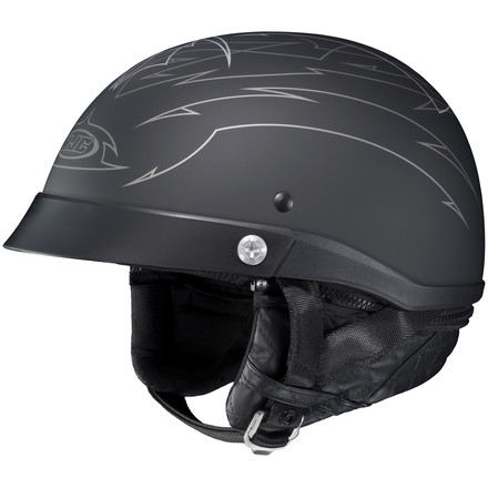 HJC CL-Ironroad Half Helmet - Showboat