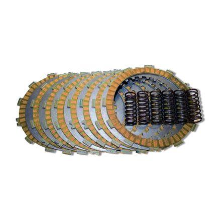 Hinson Clutch Fiber, Steel, Spring Kit