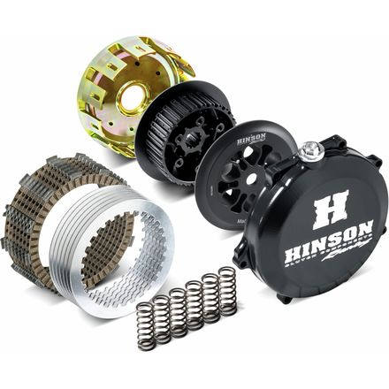 Hinson Complete Momentum Conventional Clutch Kit