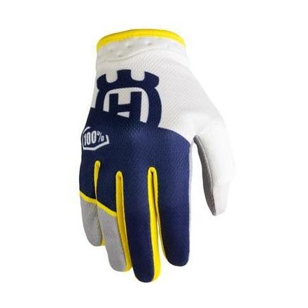 Husqvarna Powerwear Youth iTrack Gloves - Railed