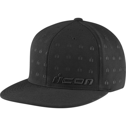 ICON Emboss Flexfit Hat [obs]