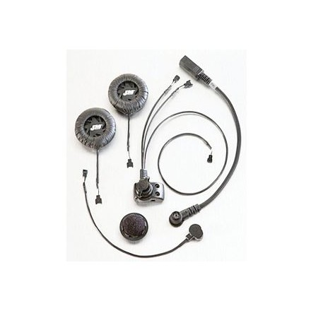 J&M Audio P-Series Headset Combo
