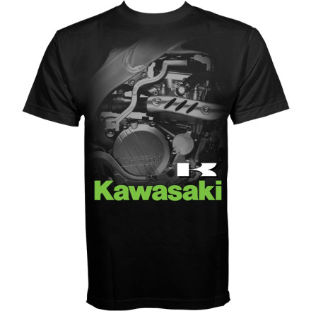 Kawasaki Apparel Engine T-Shirt [obs]