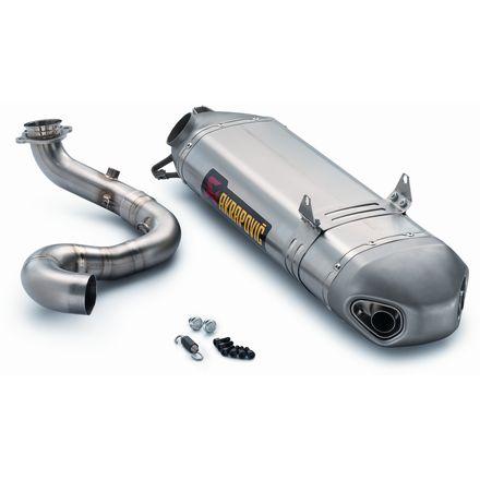 KTM PowerParts Akrapovic Evolution Full System Exhaust