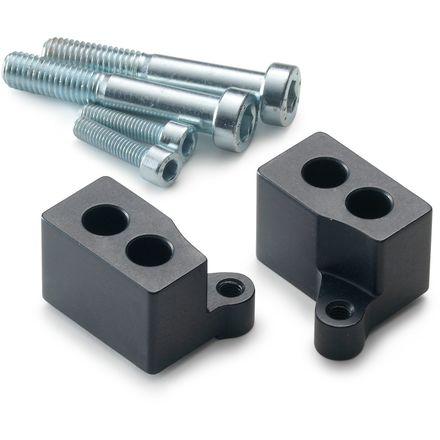 KTM PowerParts Handlebar Riser For Steering Damper With Factory Triple Clamp