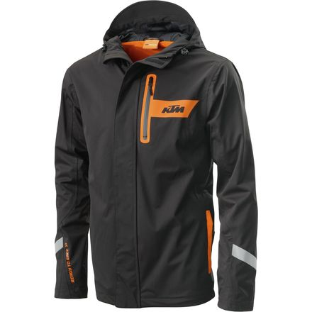 KTM PowerWear Angle Softshell Jacket