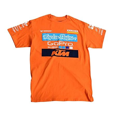 KTM PowerWear Youth TLD Factory Team T-Shirt