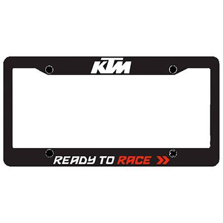 KTM PowerWear Auto License Plate Holder