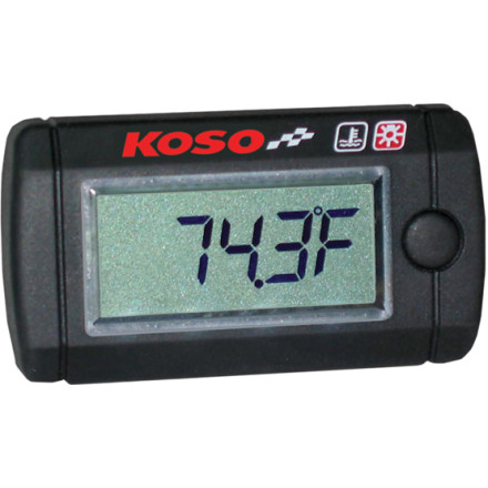 Koso LCD Temperature Gauge