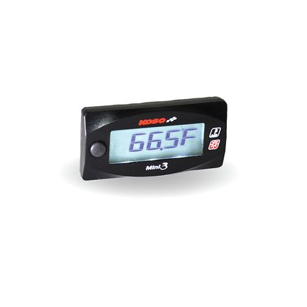 Koso Mini 3 Ambient Air Temperature Gauge