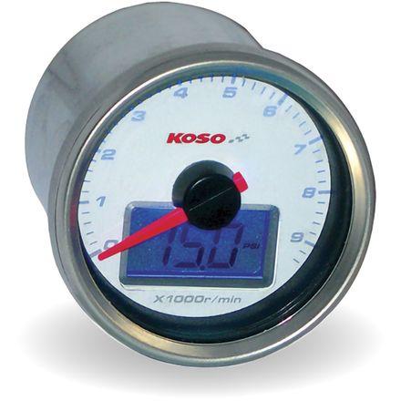 Koso TACH-OIL PRESSURE H/D