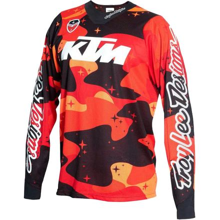 KTM OEM Parts 2015 Limited Edition SE Air Jersey - Cosmic Camo