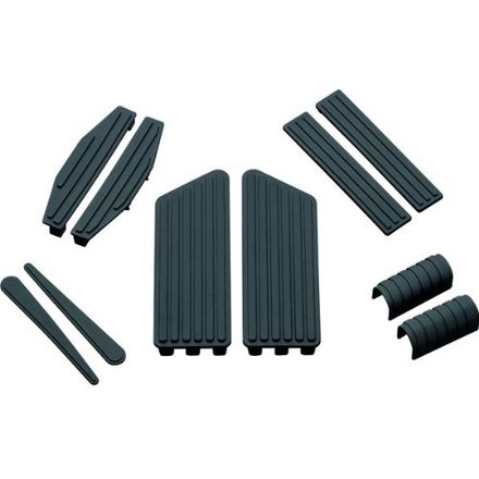Kuryakyn Replacement Full Pad Style Rubber For Transformer Floorboards