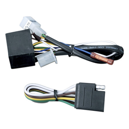 Kuryakyn 5 To 4 Wire Converter For Trailer Wiring & Relay Harnesses