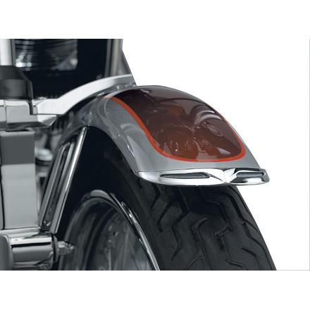 Kuryakyn Front Fender Tip - Leading Edge