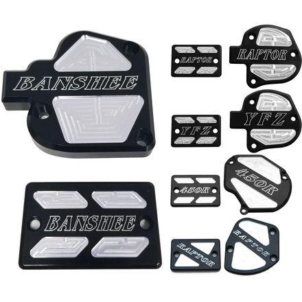 Modquad Brake & Throttle Reservoir Cover Set