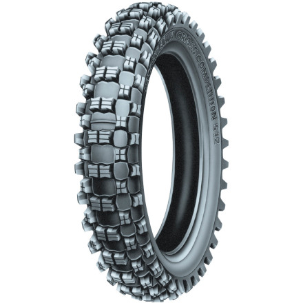 Michelin S12 XC Rear Tire