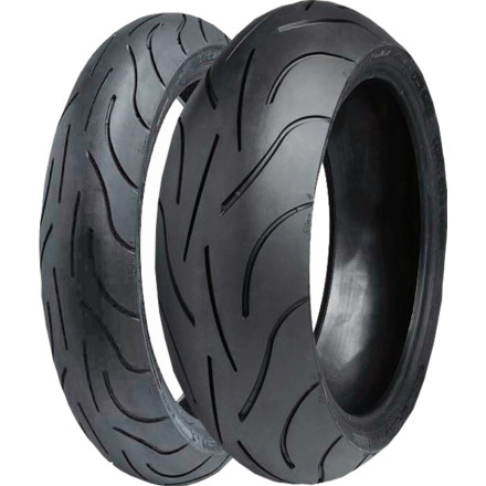 michelin pilot power 2ct tire combo motosport. Black Bedroom Furniture Sets. Home Design Ideas