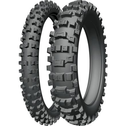 Michelin Tire 34360 Michelin Cross Ac10 110//100-18