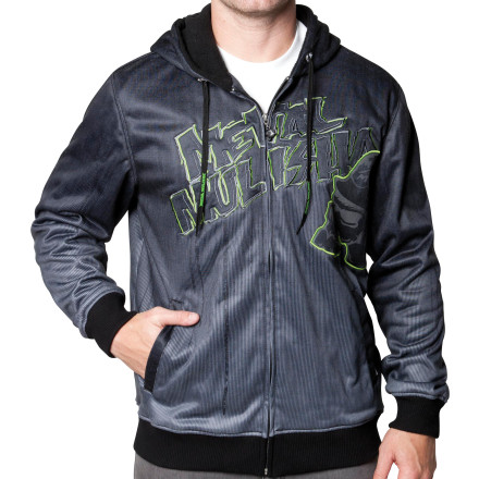 Metal Mulisha Beast Zip Hoody [obs]
