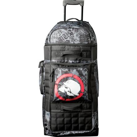 Metal Mulisha Red Eye Gear Bag [obs]