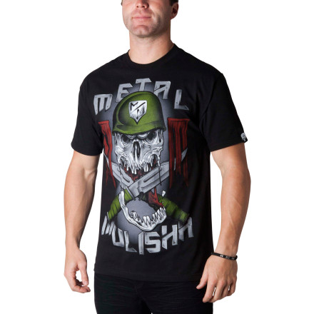 Metal Mulisha Cut Throat T-Shirt