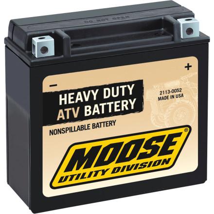 Moose Heavy Duty Atv Battery