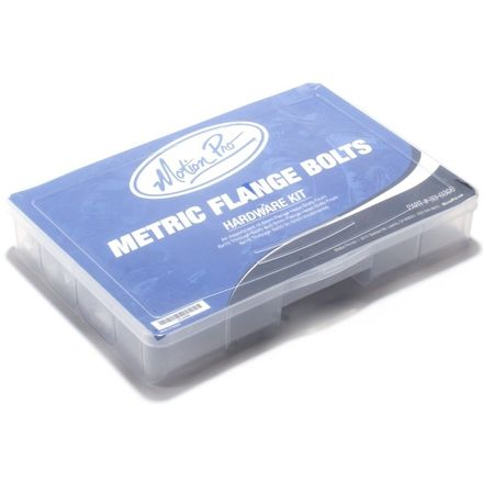 Motion Pro 150 Piece Flange Head Bolts Hardware Kit