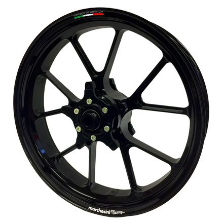 Marchesini Forged Aluminum Kompe Front Wheel