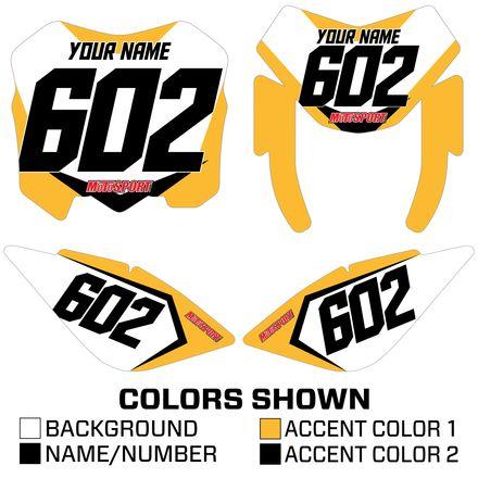MotoSport Racer Series Backgrounds - ALTA
