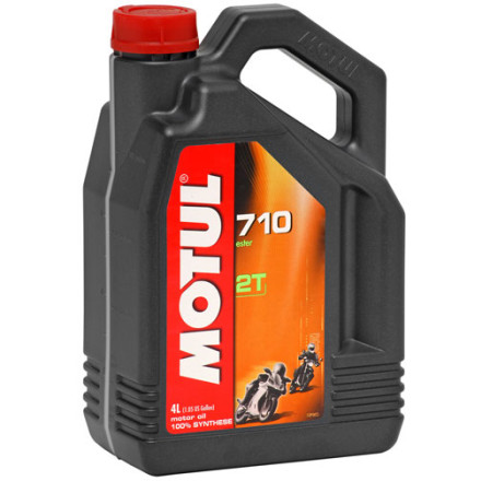 Motul 710 2T Racing Premix