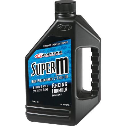 Maxima Super M 2-Stroke Oil